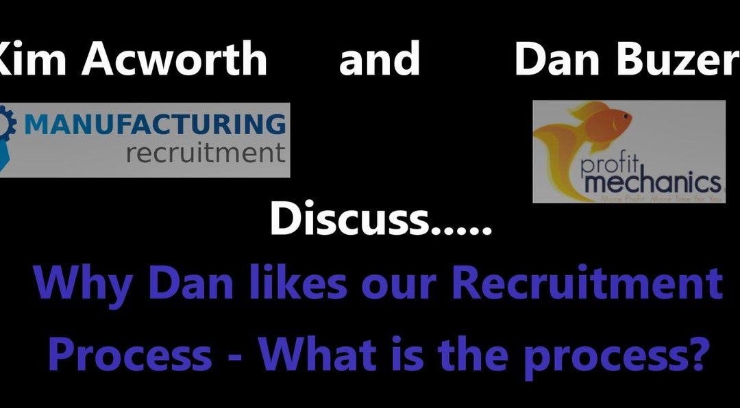 The Manufacturing Recruitment Process – Online Advantages