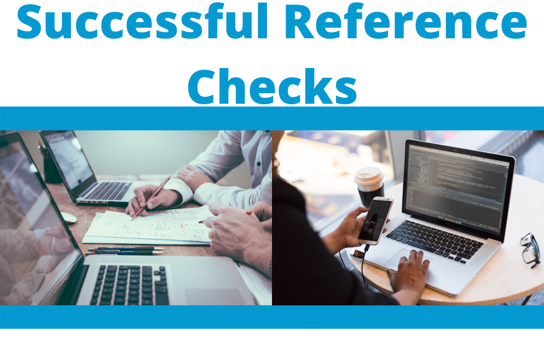 Top Tips for Successful Reference Checks